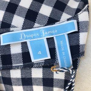 Draper James Dresses - NWT Draper James Gingham Bell Sleeve Shift